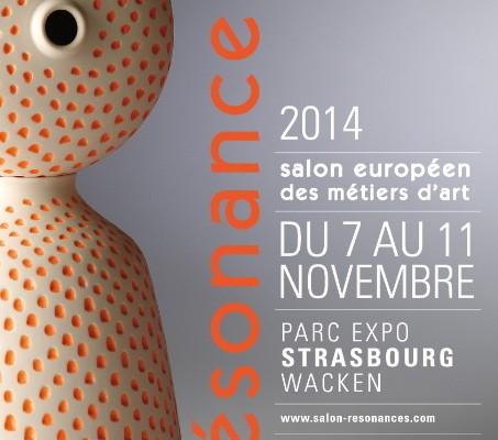 Michèle WAGNER participe au salon Résonance(s) du 7 au 11 novembre 2014