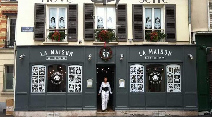 A PARIS, pour le Rendez-Vous PRESSE Noël de l'Agence d'Attractivité de l'Alsace AAA.